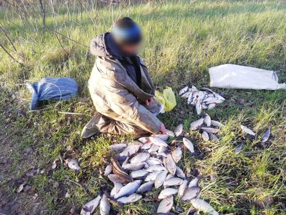 Під час операції «Нерест» Запорізький рибоохоронний патруль продовжує виявляти грубі порушення правил рибальства